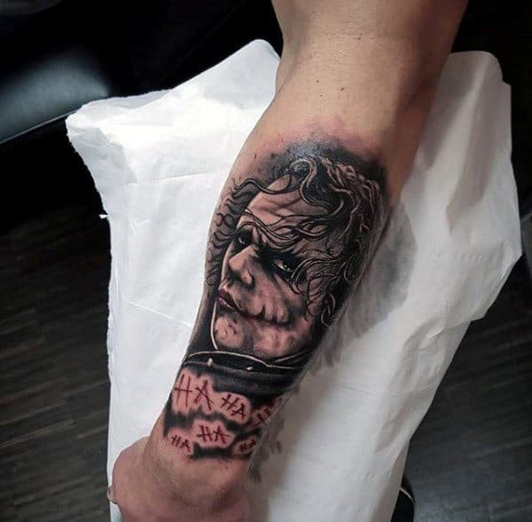 Joker Hand Tattoos: Joker Tattoo Ideas That Don't Suck—90 Badass Joker Tattoos