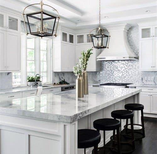 Cool Kitchen Backsplash Design Ideas