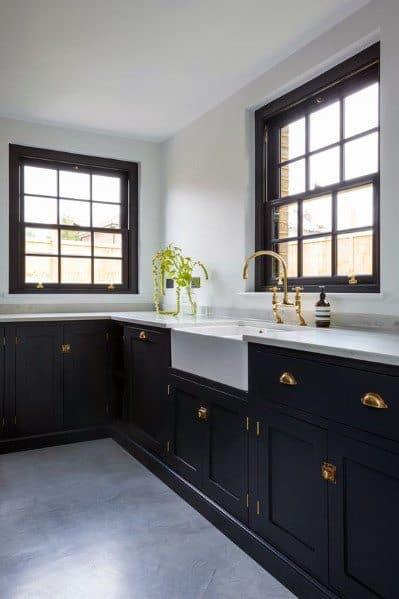 Cool Kitchen Cabinet Hardware Design Ideas