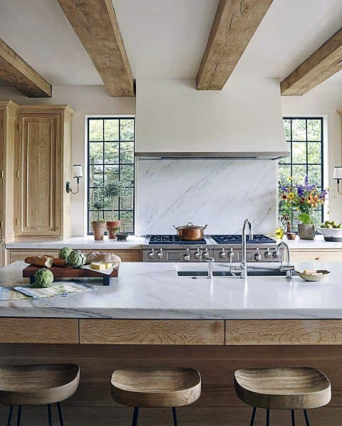 Cool Kitchen Ceiling