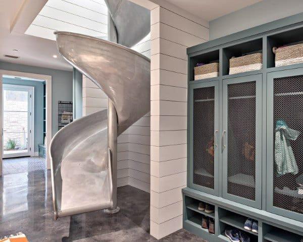 Cool Laundry Room Slide Indoors