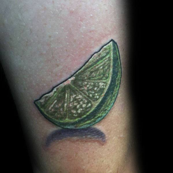 Cool Lime Tattoos For Men