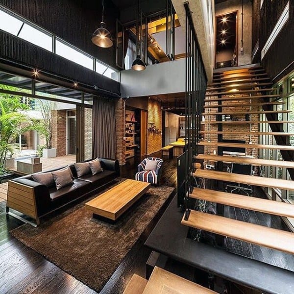 Cool Interior Design: Cool Two Story Designs