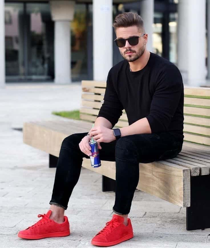 Cool Look Street Style