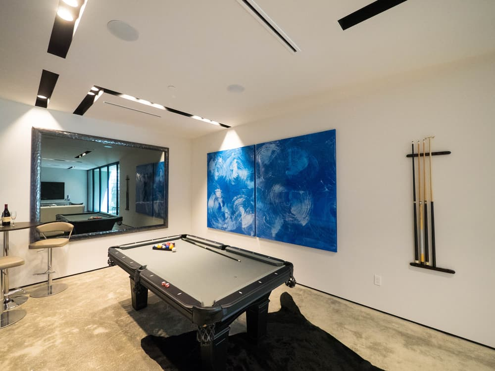 cool low basement ceiling ideas