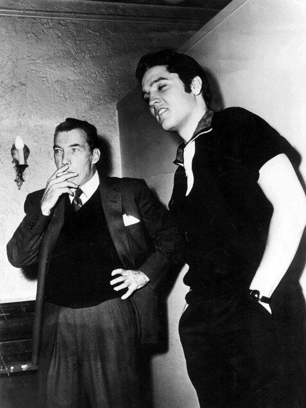 Cool Male 1950s Fashion