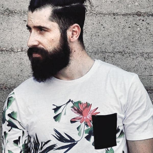 Cool Male Beard Style Ideas
