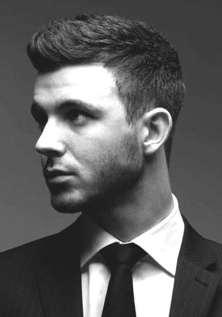 Cool Male Business Hairstyles