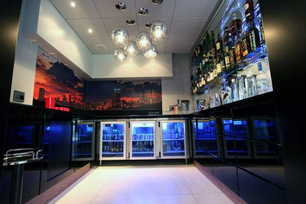 Cool Man Cave Bars