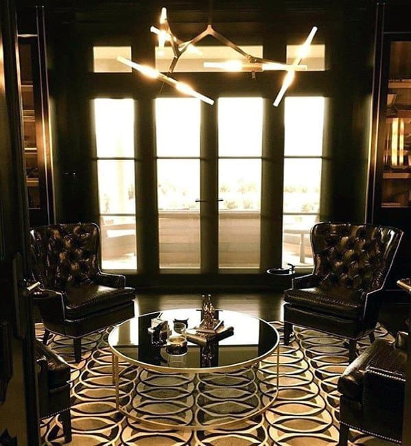 Cool Man Cave Ideas Cigar Room
