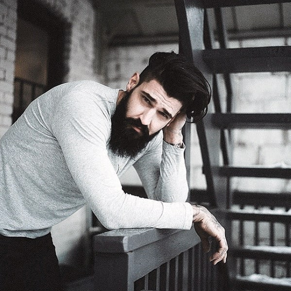 Cool Manly Beard Styles For Men