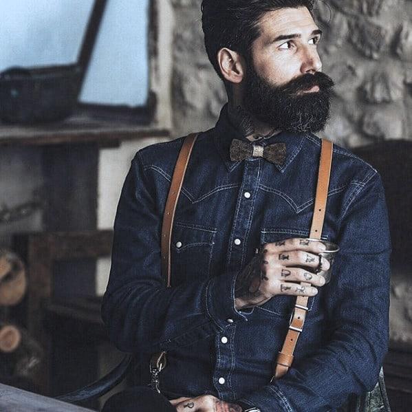 Cool Manly Beards For Men