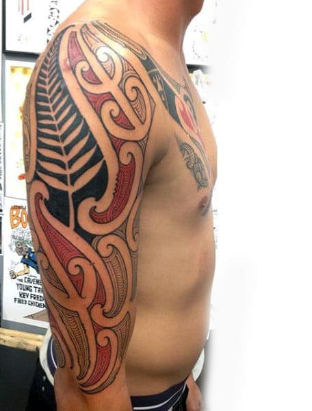 Maori Tattoo Designs And Meanings: Top 93 Maori Tattoo Ideas [2020 Inspiration Guide]