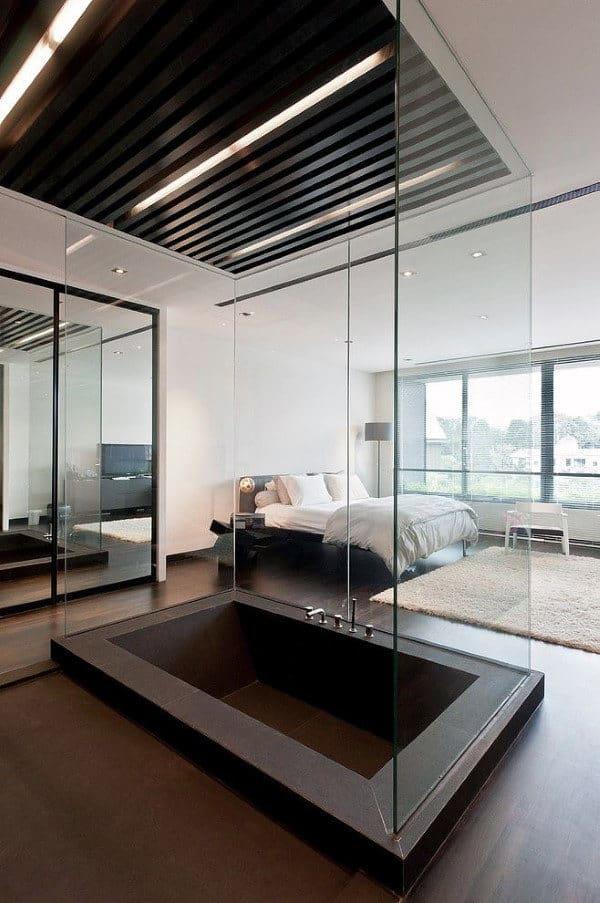 60 Men S Bedroom Ideas Masculine Interior Design Inspiration