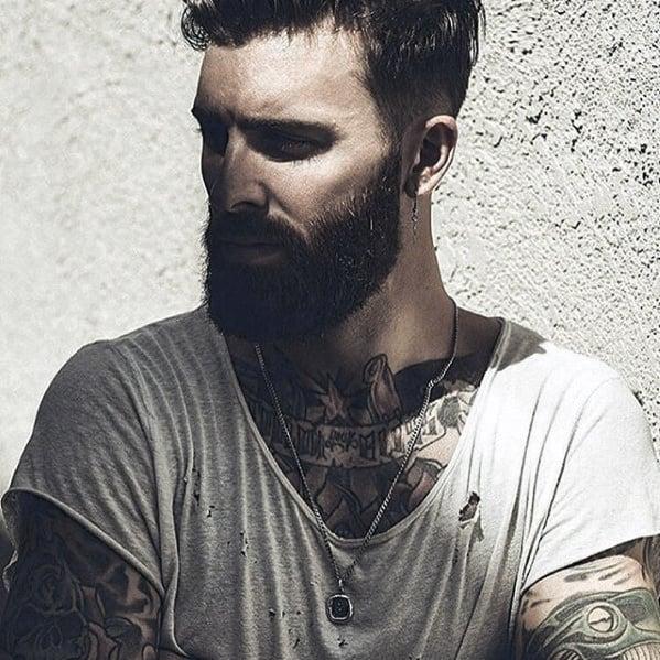 Cool Medium Beard Styles For Men
