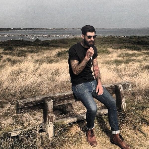 Cool Medium Beards For Men