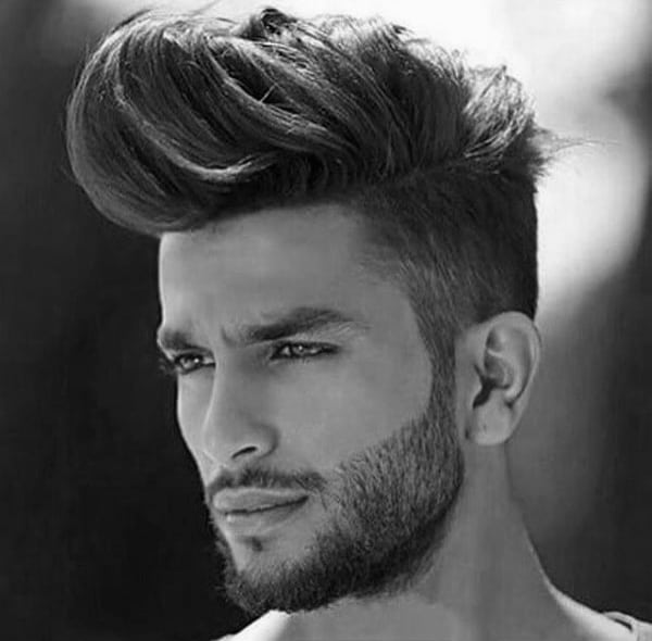 Cool Medium Hair Cut Men