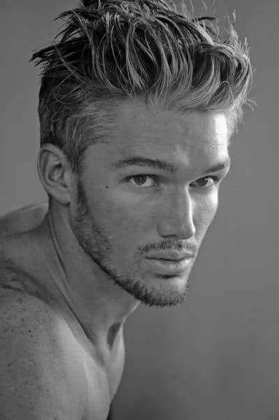 Cool Mens Medium Length Wavy Hairstyles