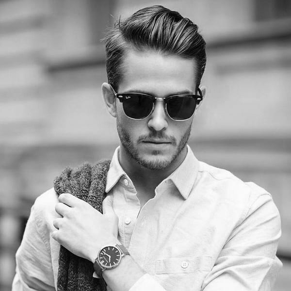 Lovely Cool Mens Professional Trendy Hairstyles