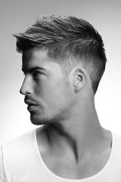 Fantastic 60 Short Hairstyles For Men With Thin Hair Fine Cuts Short Hairstyles Gunalazisus