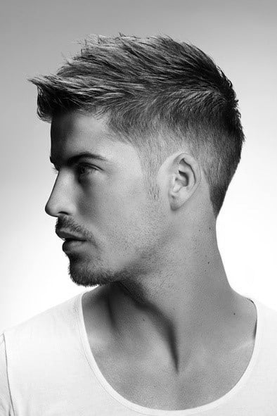 Tremendous 60 Short Hairstyles For Men With Thin Hair Fine Cuts Hairstyles For Men Maxibearus