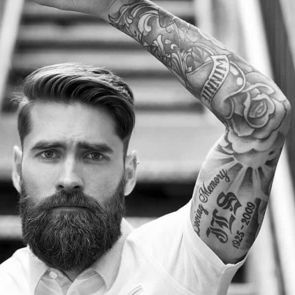 Remarkable Short Wavy Hair For Men 70 Masculine Haircut Ideas Schematic Wiring Diagrams Amerangerunnerswayorg