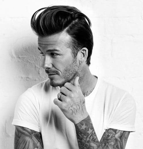 Cool Mens Side Quiff Hairstyle Inspiration