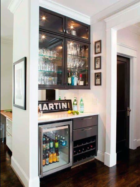 Cool Mini Bar Ideas