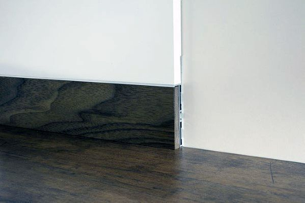 Top 40 Best Modern Baseboard Ideas Luxury Architectural