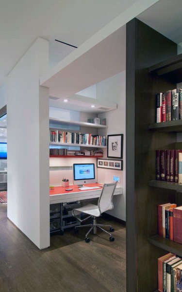Cool Modern Guys Small Home Office Ideas