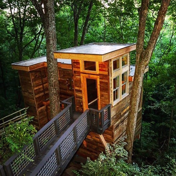 Cool Modern Tree Houses