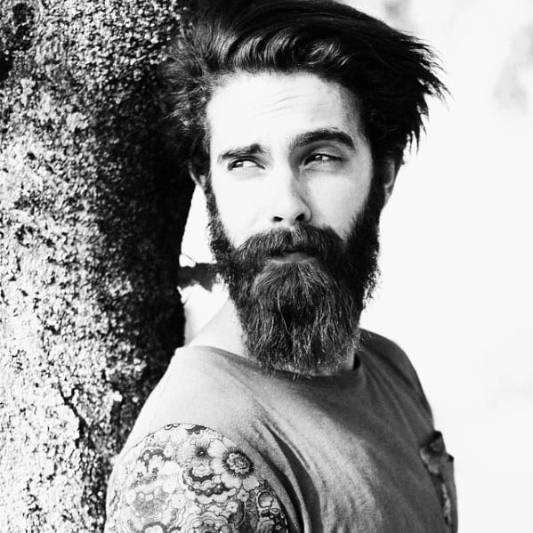 Swell 50 Nice Beard Styles For Men Masculine Facial Hair Ideas Short Hairstyles Gunalazisus