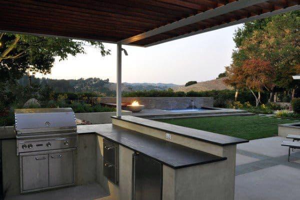 Cool Outdoor Kitchen Ideas