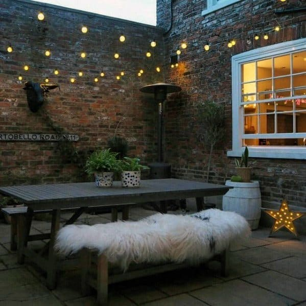 Cool Patio String Light