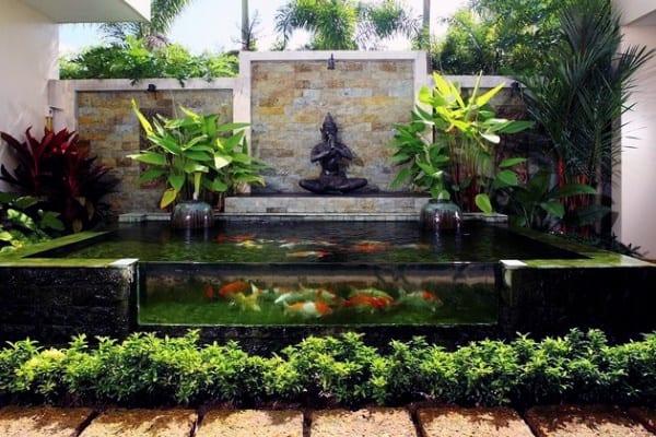 Top 50 Best Backyard Pond Ideas - Outdoor Water Feature Designs