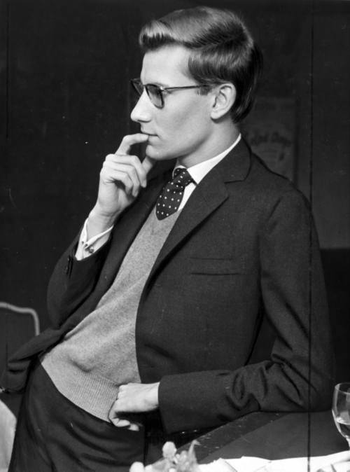 Cool Professional 1950s Hairstyle Men