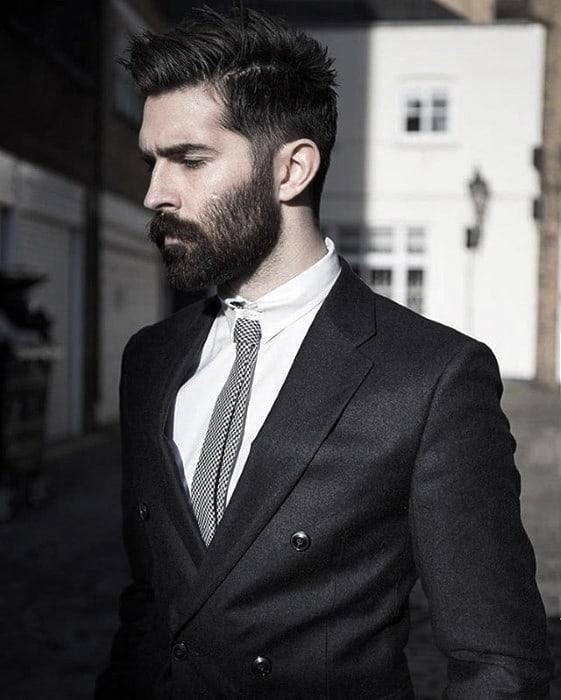60 Professional Beard Styles For Men Business Focused Facial Hair