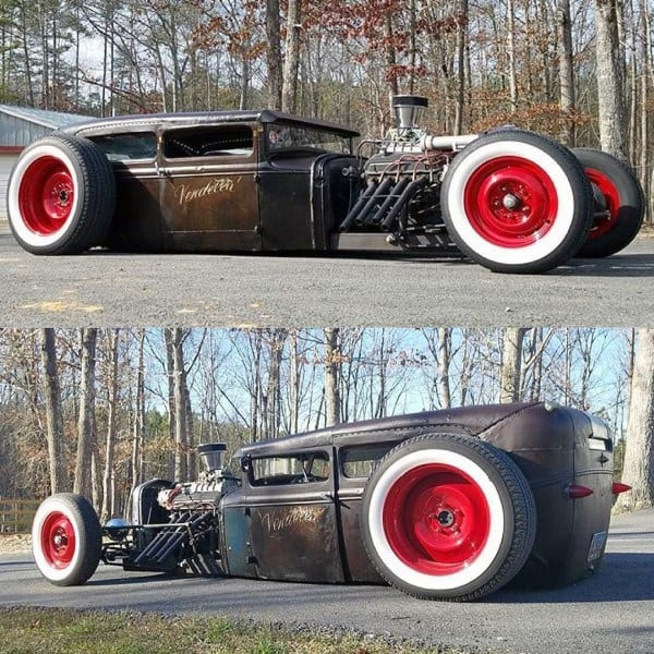 Cool Rat Rod Inspiration