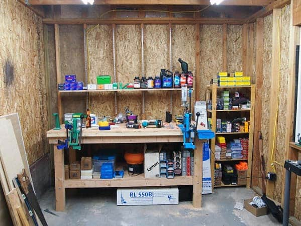 Cool Reloading Bench