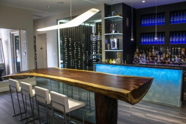 Cool Rustic Bar Ideas
