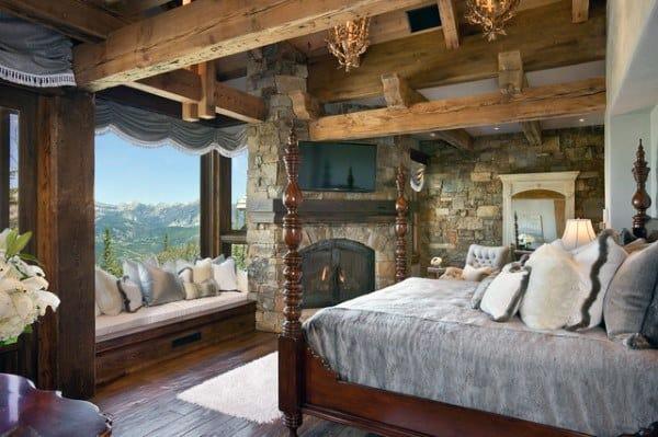 Cool Rustic Bedroom Ideas