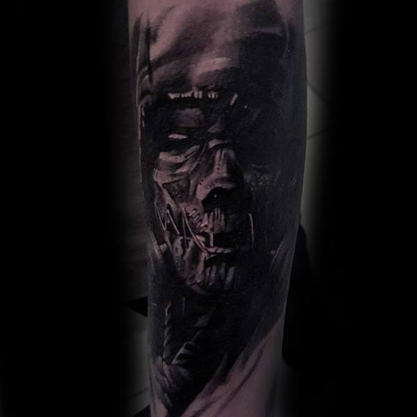 Cool Scarecrow Tattoo Design Ideas For Male