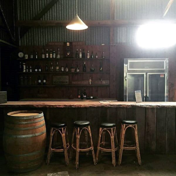 Cool Shed Ideas With Pub Bar