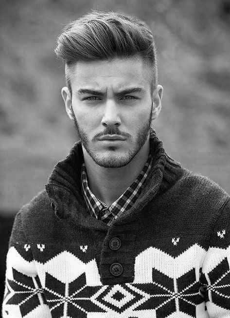 Cool Short Hairstyles For Thick Hair Men