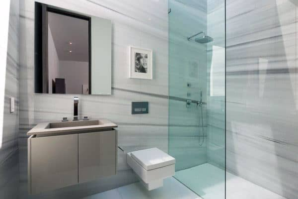 Cool Shower Interior Design Ideas