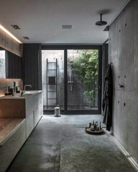 Cool Showers Bar Ideas