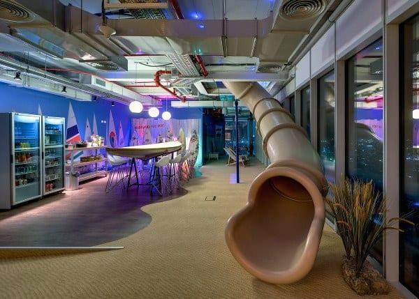 Cool Slides Indoors