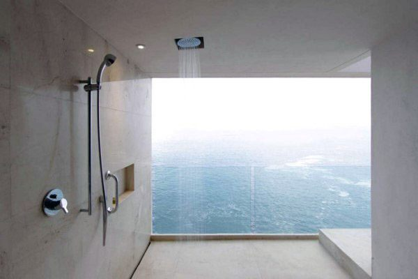 Cool Small Shower Designs