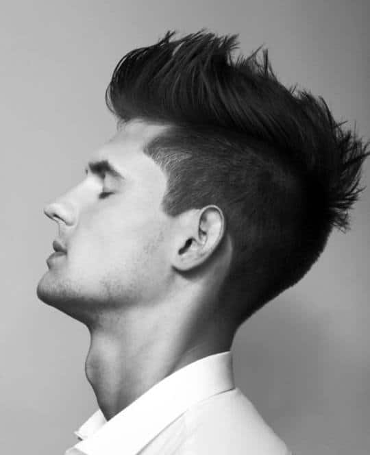Remarkable 40 Spiky Hairstyles For Men Bold And Classic Haircut Ideas Short Hairstyles For Black Women Fulllsitofus