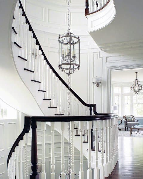 Cool Stair Trim Design Ideas Ultra Ornate Moldings